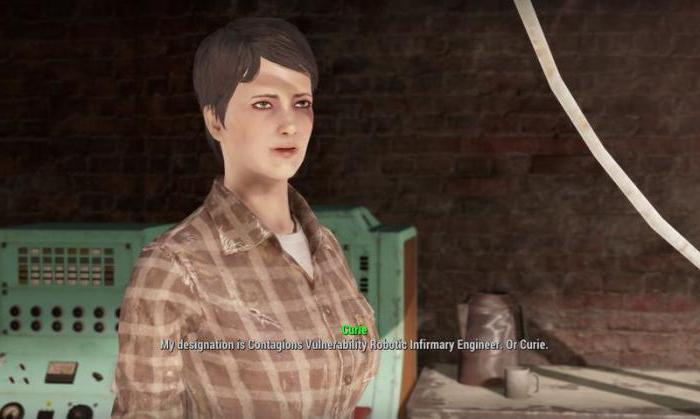 fallout 4 curie