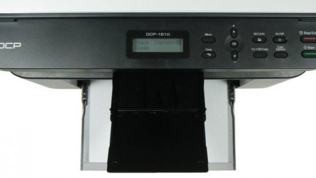 Laser MFP Brother DCP-1510R: opiniones, tests y opiniones.